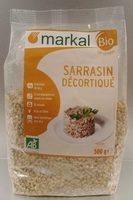 Sarrasin décortiqué - Produkt - fr