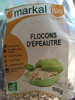 Flocons d'épeautre - Product - fr