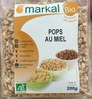POPS DE BLE AU MIEL - Produit - fr