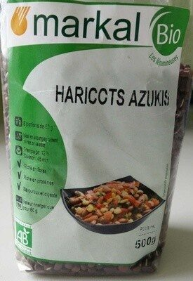 Haricots Azukis - Prodotto - fr
