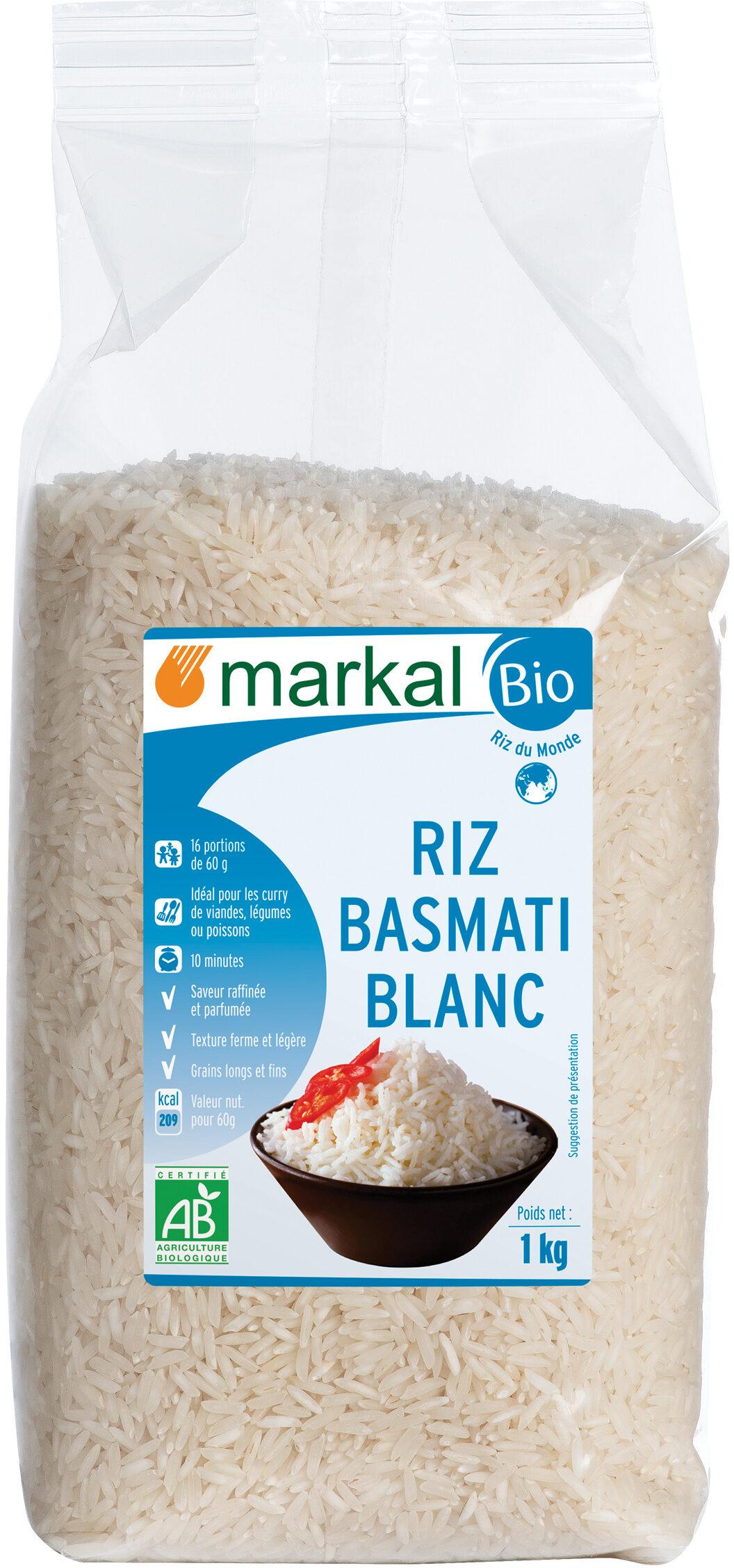 Riz basmati blanc - Prodotto - fr