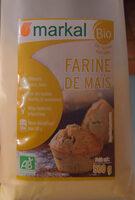 Farine de Maïs - Produit - fr