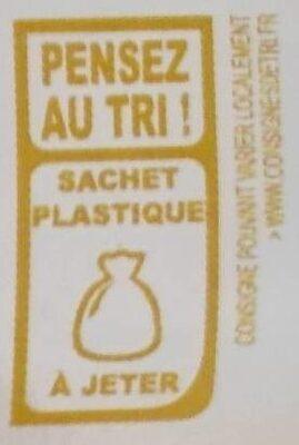 Farine de sarrasin intégrale - Recyclinginstructies en / of verpakkingsinformatie - fr