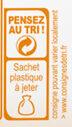 Polenta semoule de maïs - Recycling instructions and/or packaging information - fr