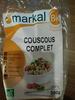 Couscous complet - Produit