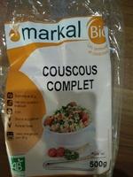 Couscous complet - Produit - fr