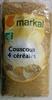 Couscous quatre céréales - Product