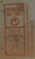 Farine De Lupin Bio - Istruzioni per il riciclaggio e/o informazioni sull'imballaggio - fr