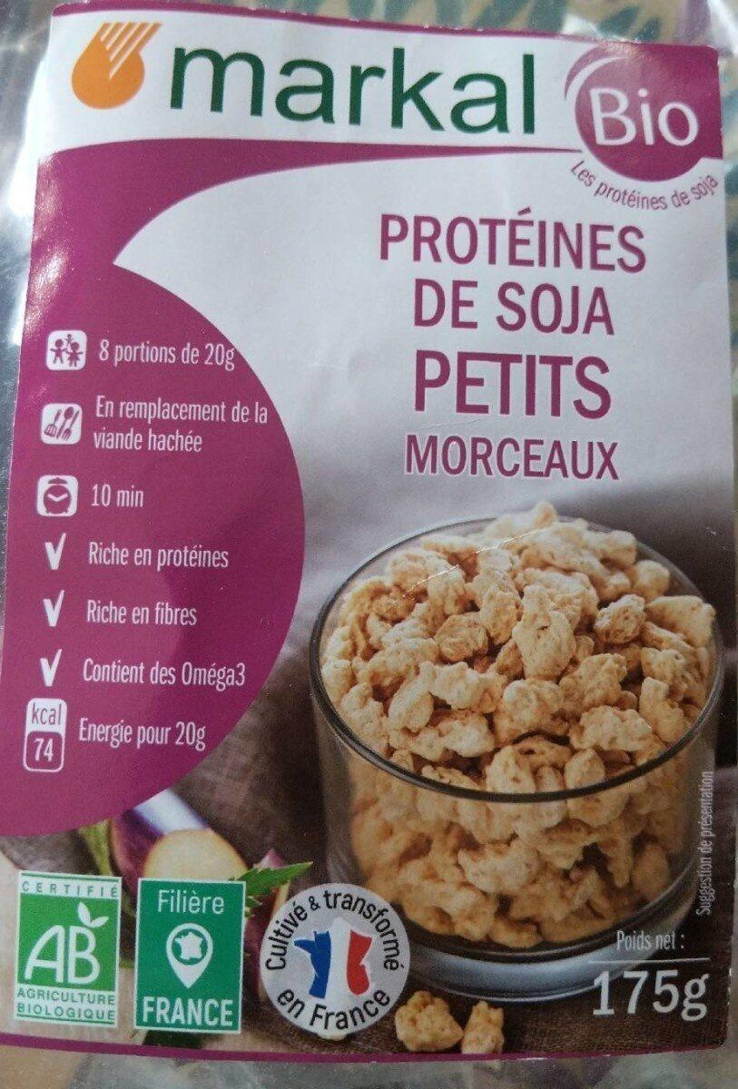 Protéines de soja petits morceaux - Product - fr