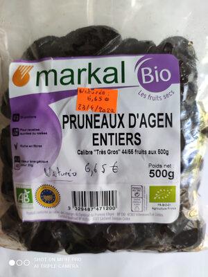 PRUNEAUX D'AGEN ENTIERS - Produit - fr