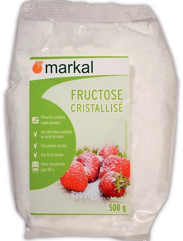 Fructose fin cristalisé - Produit - fr