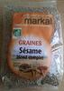 Graines Sésame blond complet - Produit