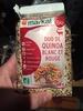 Duo de Quinoa blanc et rouge - Produit