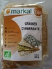 Graines d'amarante - Product