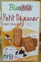 Petit-Déjeuner miel-chocolat - Produit - fr