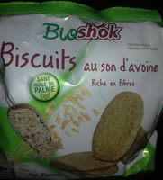Biscuits Au Son d'avoine - Produit