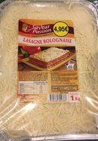 Lasagne Bolognaise - Product - fr