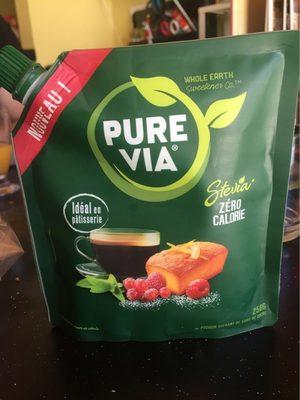 Poudre stevia - Produit