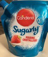 Poudre cristallisée Sugarly - Produit - fr