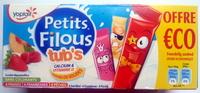 Petits Filous tub's (offre €co) - Product - fr