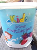 yaourts aux arômes de fruits - Produit