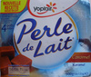Perle de Lait (Caramel) 4 Pots - Product