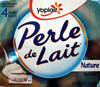 Perle de Lait (Nature) 4 Pots - Product