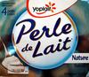 Perle de Lait (Nature) 4 Pots - Produit