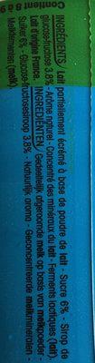 Yop Coco 850g Offre économique - Ingrédients - fr