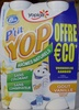 P'tit Yop, Goût Vanille (Offre €co) - Produit