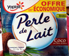 Perle de Lait (Coco en fins éclats) 8 Pots - Offre Économique - Product