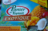 Panier de Yoplait Exotique (Ananas, Coco, Mangue) 8 Pots - Product