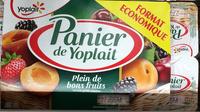 Panier de Yoplait (format économique) - Produit