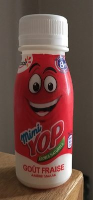 Mini Yop Fraise - Product - fr