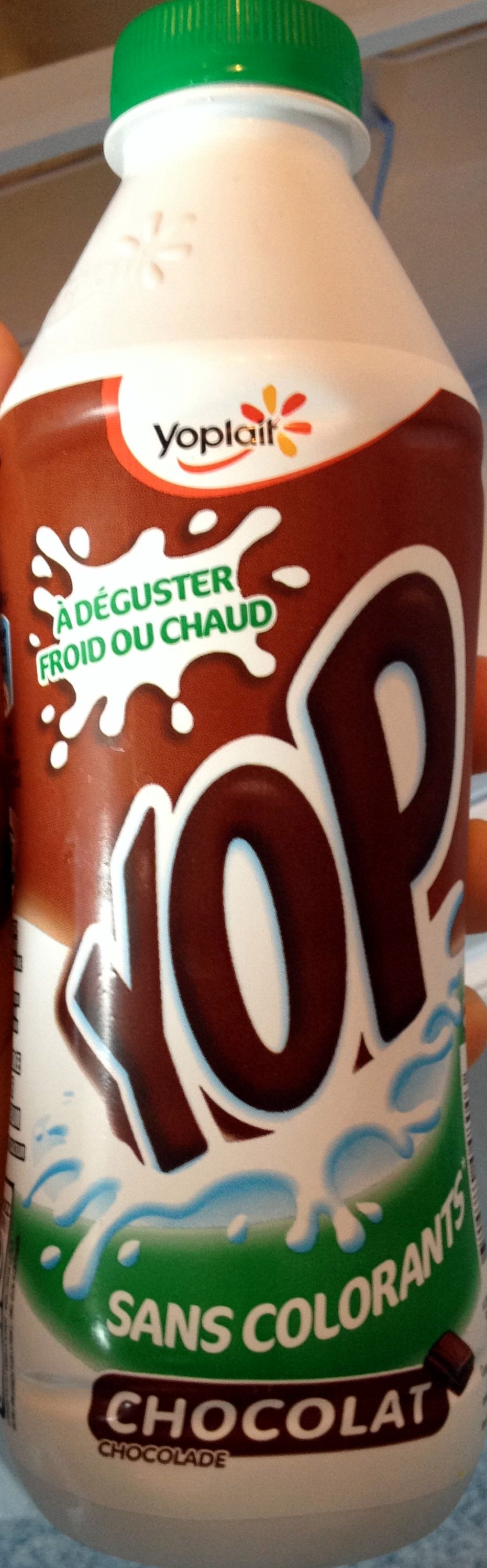 Yop, Chocolat - Produit - fr