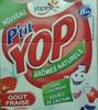 P'tit Yop goût Fraise - Product