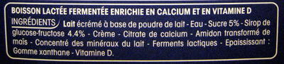 Calin + à boire - Ingredients - fr