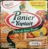 Panier de Yoplait (Abricot Nectarine) 4 Pots - Producto