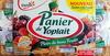 Panier de Yoplait (Cerise, Fraise, Framboise, Mûre) 8 Pots - Produit