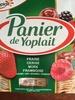 Panier de Yoplait (Fraise, cerise, mûre, framboise) - Product