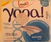 Yopa ! Nature (2,5 % MG) - Producto