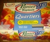Panier Yoplait Quartiers 0% - Product