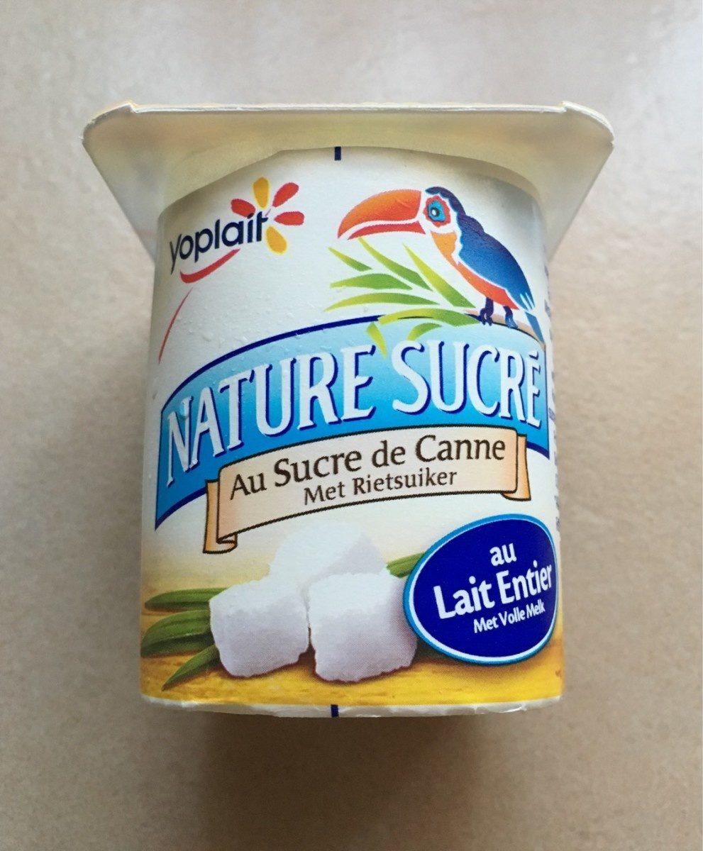 Nature Sucré au Sucre de Canne - Product
