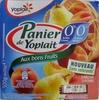 Panier de Yoplait 0 % MG, 0 % Sucres ajoutés Pêche, Poire - Product