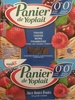 Panier de yoplait aux bons fruits 0% - Product