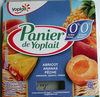 Panier de Yoplait 0% - Product