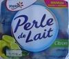 Perle de Lait (Citron) 4 Pots - Produit