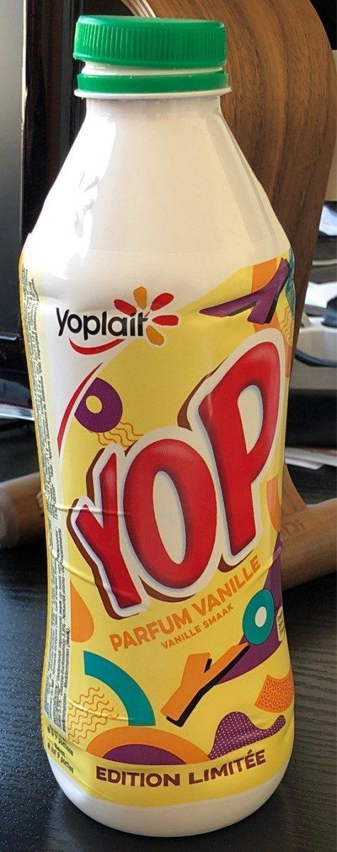 Yop parfum Vanille - Product