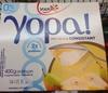 Yopa! Nature sur lit de Poire (0% MG) - Produit