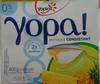 Yopa ! Nature sur lit d'Ananas (0 % MG) - Produit